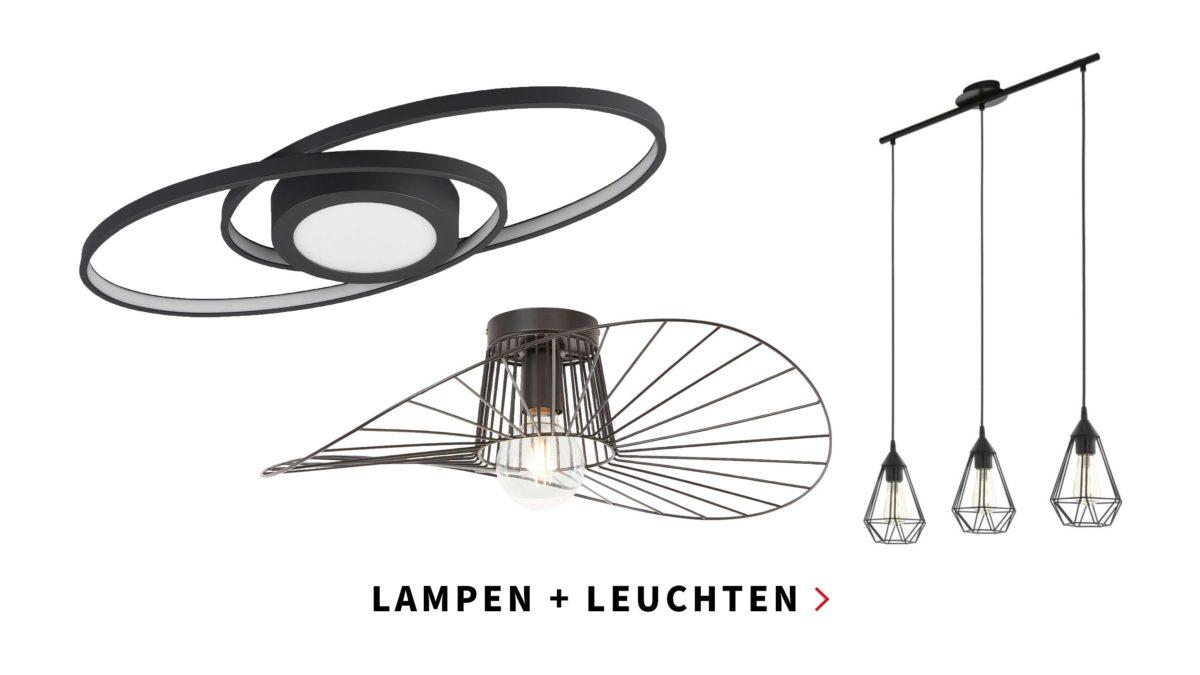 Lampen Leuchten Hängelampe Deckenlampe schwarz industrial maschal Möbel Wilhelmshaven Bremen