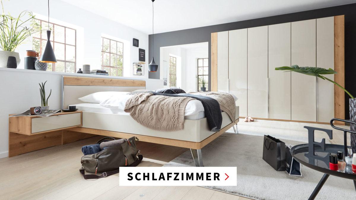 Schlafzimmer maschal Möbel Komplettschlafzimmer beige Holz Wilhelmshaven