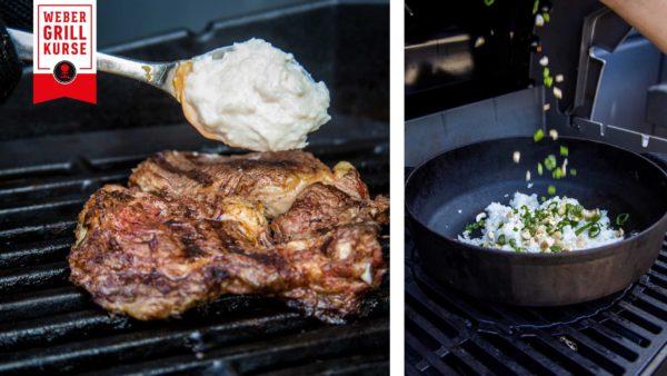 Grillbibel vol2 Steak Reis maschal bremen