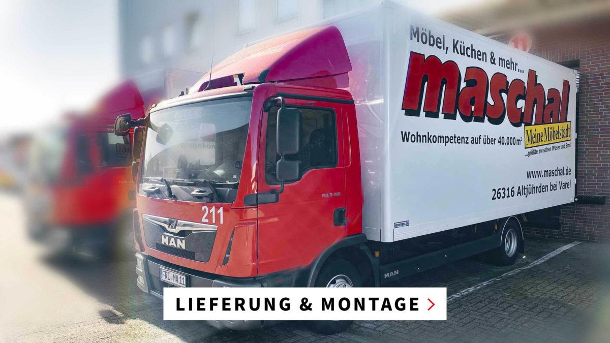 Lieferung Montage maschal Möbel kaufen Bremen