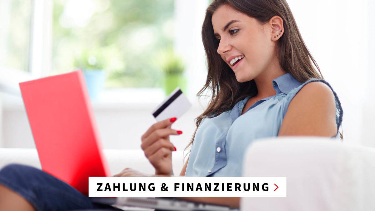 Zahlung und Finanzierung maschal Möbel Bremen