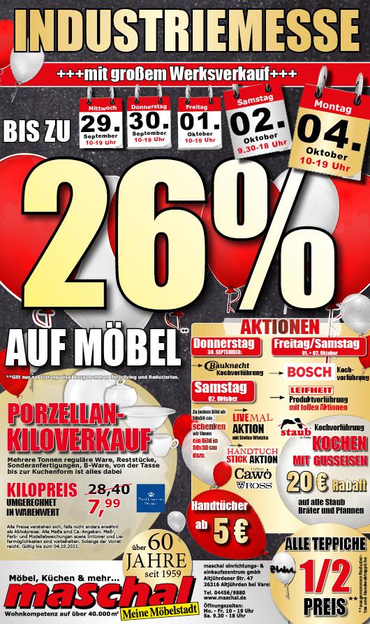 Industriemesse-möbel-maschal-varel-oldenburg-wilhelmshaven-ostfriesland