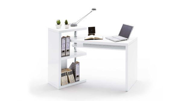 Schreibtisch-Kombination für komfortable Büroeinrichtungen