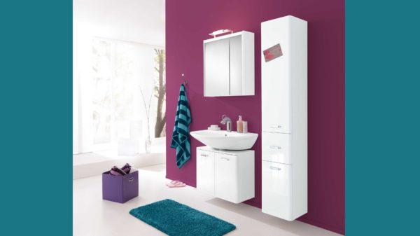 pelipal Badschrank bzw. Hochschrank Piolo fürs Badezimmer