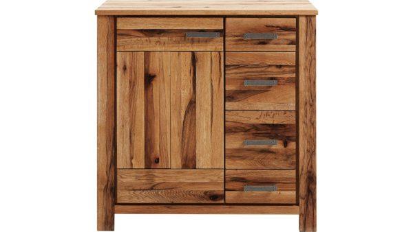 Massivholzmöbel bzw. Kombikommode Burgund