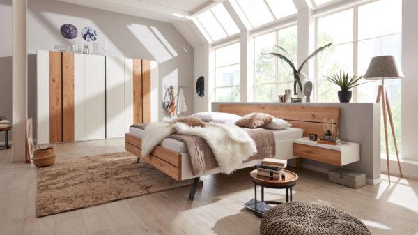 Interliving Schlafzimmer Serie 1019 – Komplettzimmer 523002