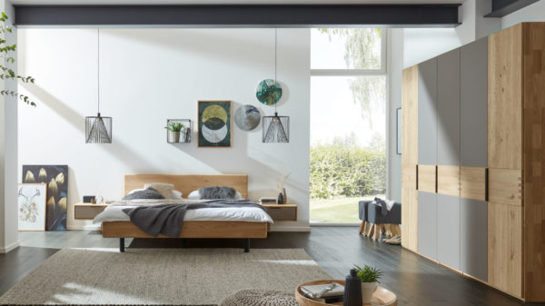 Interliving Schlafzimmer Serie 1015 – Komplettzimmer 1003