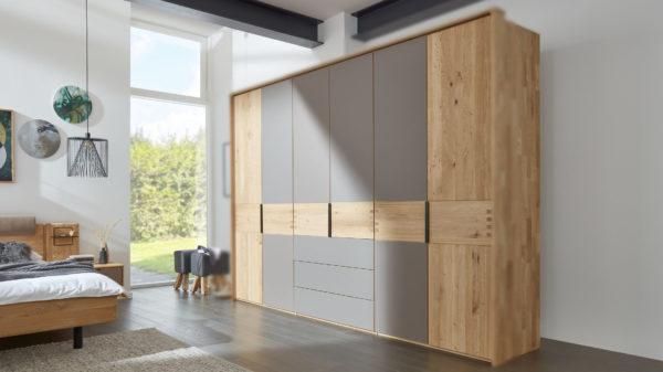 Interliving Schlafzimmer Serie 1015 – Kleiderschrank 6326