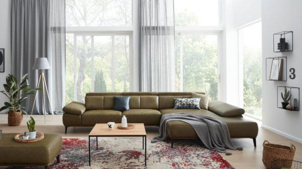 Interliving Sofa Serie 4002 – Eckkombination