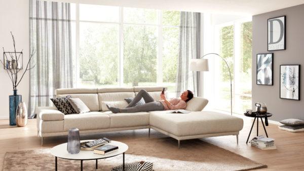 Interliving Sofa Serie 4251 – Ecksofa