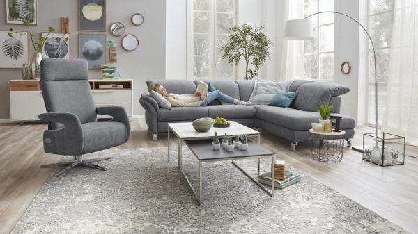 Interliving Sofa Serie 4101 – Ecksofa 8882