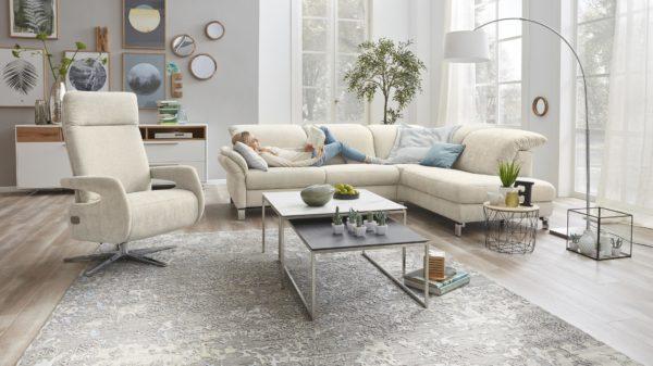 Interliving Sofa Serie 4101 – Eckkombination 8881