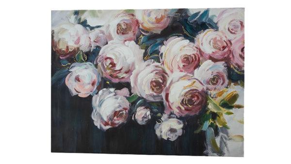 SO!WONDERFUL Leinwandbild Pink Roses