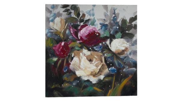 SO!WONDERFUL Leinwandbild Roses