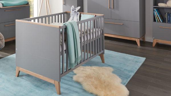 PAIDI Babyzimmer Sten – Babybettgestell