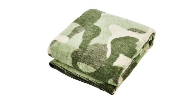 Done Wohndecke Blanket Camouflage
