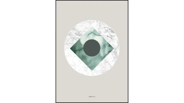 Kunstdruck Geometric 3