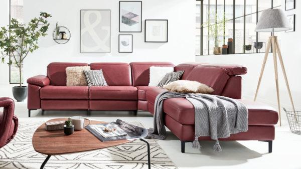 Interliving Sofa Serie 4054 – Ecksofa