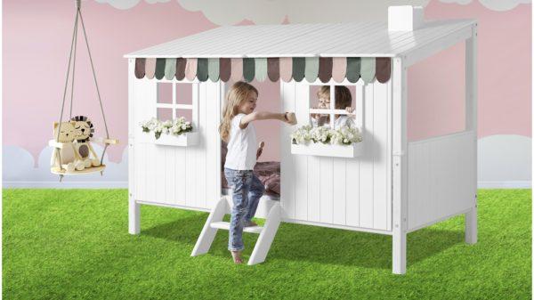 FLEXA Baumhaus-Spielbettgestell